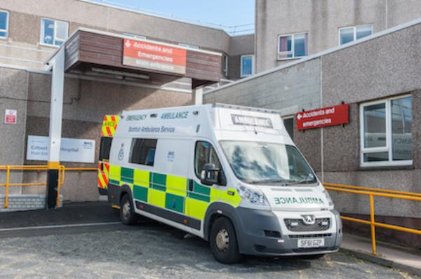NHS Shetland didn't want its LAN to end up in A&E.