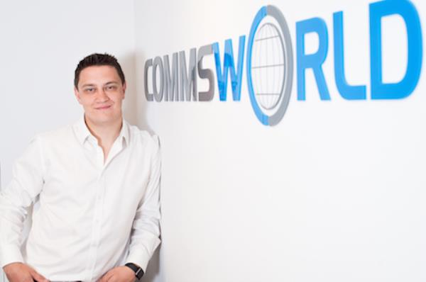CTO Charlie Boisseau says Commsworld's connection between Edinburgh and Glasgow does not run across any third party fibre.