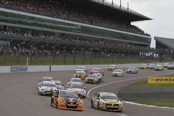 Rockingham Motor Speedway is Europe's fastest banked oval racing circuit and needed an IT network to match.
