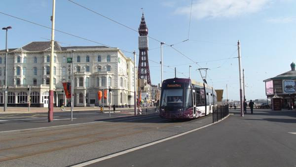 Blackpool's iconic tower came into its own when TNP needed a high location to install the town's Wi-Fi equipment.PHOTO: WIKIMEDIA COMMONS