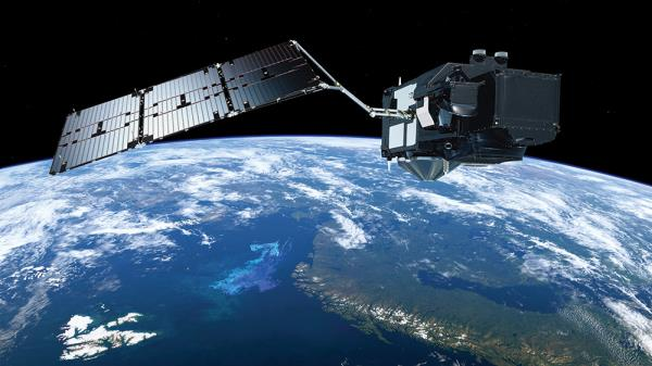 The ESA's Copernicus mission is based on two identical satellites – Sentinel-2A and Sentinel-2B i – which cover all land surfaces, large islands, inland and coastal waters every five days. Working in unison, the two satellites optimise global coverage and data delivery for numerous applications.