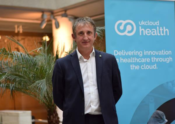 CEO SImon Hansford says the 'one-size-fits-all' approach offered by US cloud platforms is not appropriate for specialised sectors such as healthcare.
