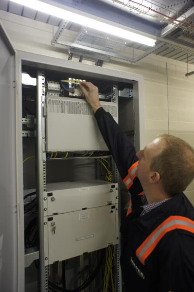 Westermo claimsitsline extenders allow effective Ethernet networks to be created over distances of up to 15km.
