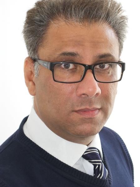 Rahiel Nasir, editorial director, Networking+