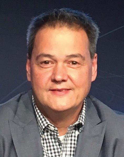 Richard Jonker, VP of SMB product line, Netgear