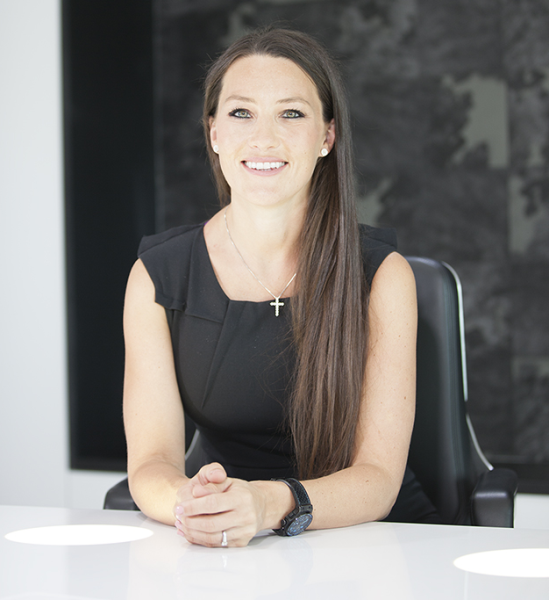 UKFast co-founder Gail Jones will spearhead the company's growth initiatives.