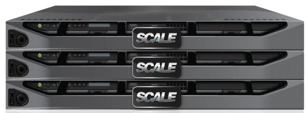 Scale says its HC3 platform has reduced management time by more than 50 per cent for the school's IT department.