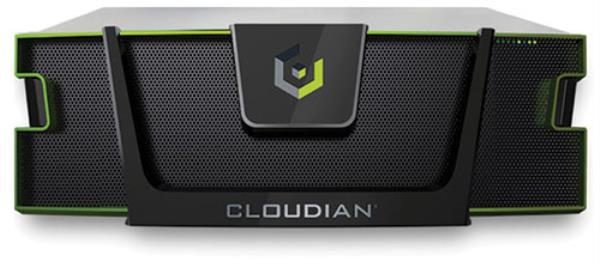 Cloudian says its HyperStore platform leverages the industry's only 100 per cent native S3 API.