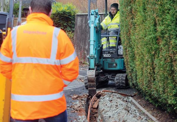 To date, Gigaclear has delivered FTTP to more than 48,000 properties in rural parts of Devon, Rutland, Somerset, and many other counties.