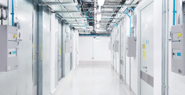 root6 needed a super resilient data centre close to Soho – Volta says its facility in Great Sutton Street has a history of zero outages.