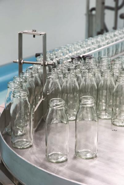 Switzerland-based Vetropack makes glass packaging for the food and beverage industry and runs eight production sites across Europe.