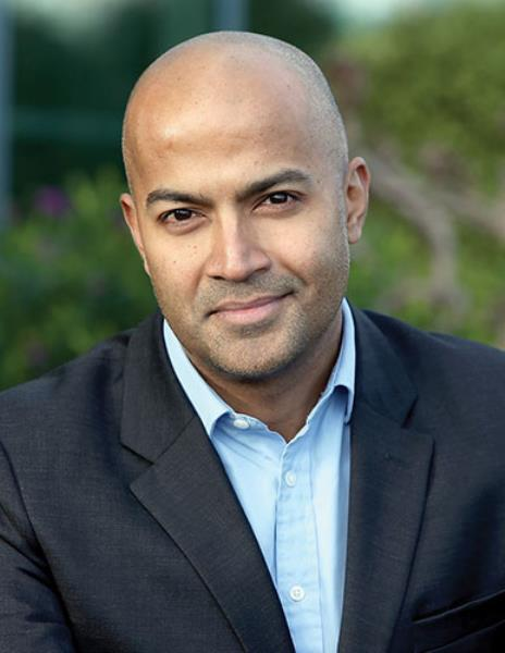 Anand Krishnan, EVP, cloud and general manager, Canonical