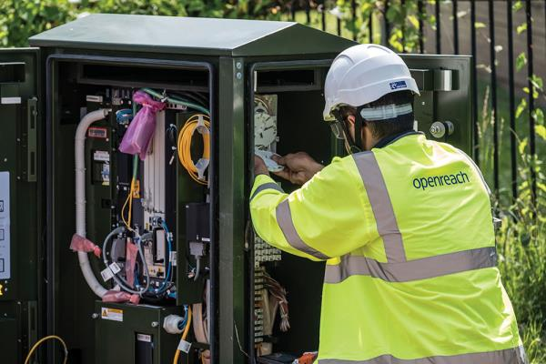 All future Redrow homes will benefit from full FTTP technology as standard.