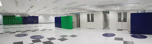 Opened in March 2017, 4D says it has sold all of its phase 1 rackspace capacity at its Gatwick facility.