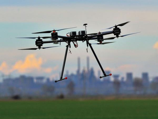 The emerging global market for business services using drones is forecasted to be valued at more than $127bn.