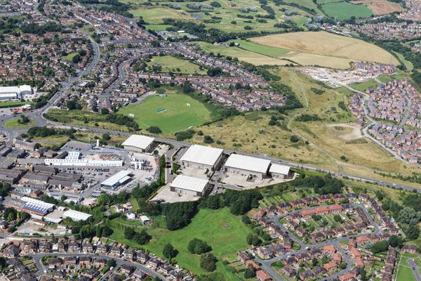 As part of an initial project, Stoke's city council plans to extend fibre connectivity to the Ceramic Valley Enterprise Zone, a 140 hectare site that is being transformed into a tailor-made location to attract businesses.