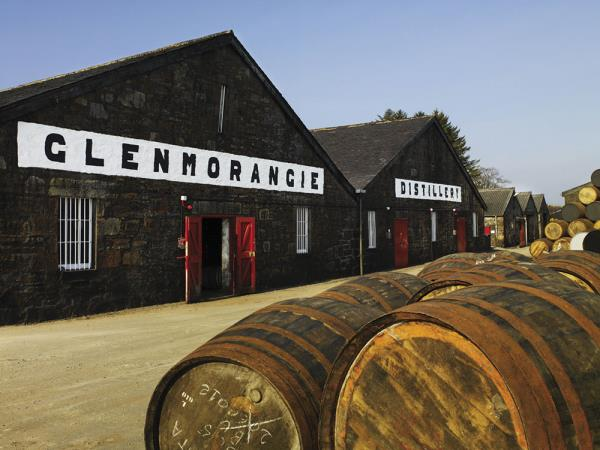 Systal says it improved wireless network stability, latency, resilience and coverage across the Glenmorangie's entire estate.