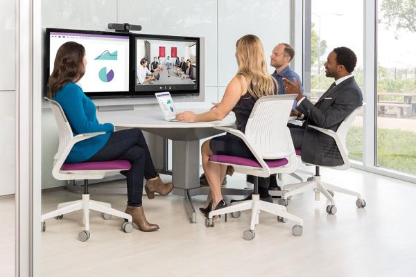 After being largely overlooked for years, has video conferencing as a standalone application finally come of age? PHOTO: Logitech Video Collaboration