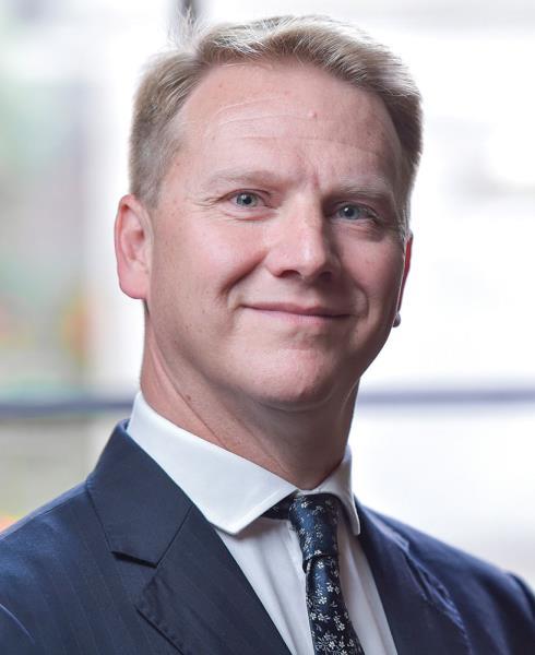 Ady Moores, CEO, P2i