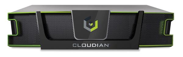 Cloudian and Infinity Storage previously worked together on the Cloudian HyperFile NAS controller seen here.