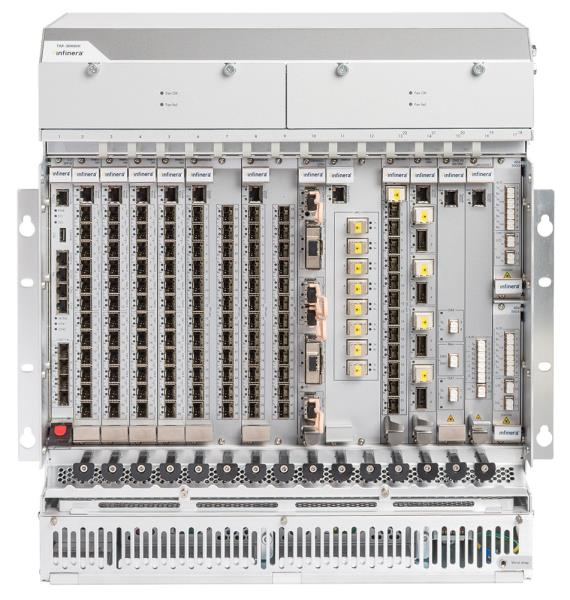 By using Infinera's XTM Series packet optical platforms, SSE hopes to rapidly scale capacity.