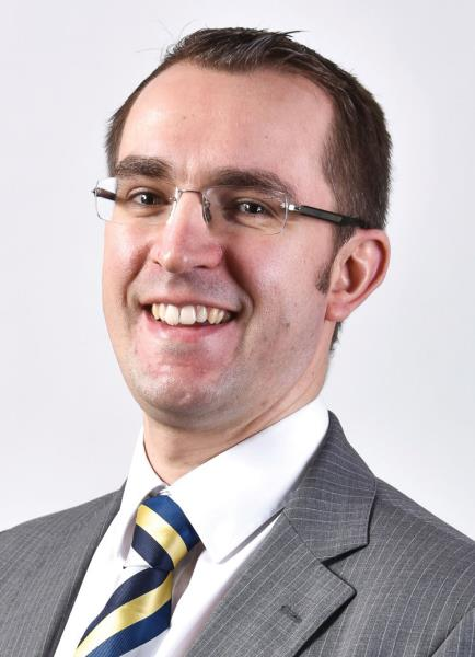 Adam Yarrington, product development director,Airedale.