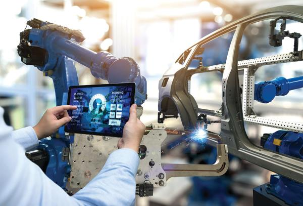 Research shows that manufacturers consider the role of software and IT in products as one of the top three factors affecting their businesses.