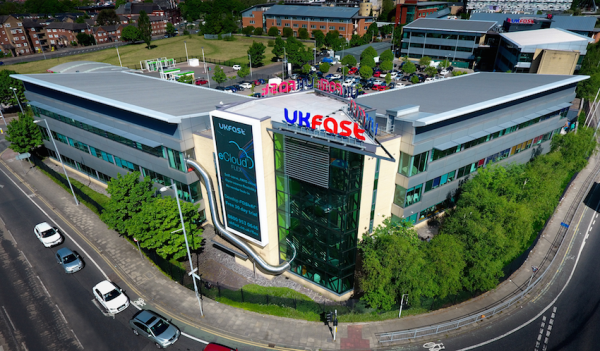MaNOC 9 is on UKFast's campus near Manchester Science Park.