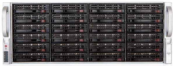 Endace said its 9200 Series can record more than a petabyte of network traffic at a sustained 40Gbps.