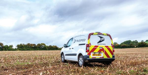 Harvesting the future: TrueSpeed says the lack of fibre broadband for rural businesses is an area of concern given the vital role they play in the UK's economy.