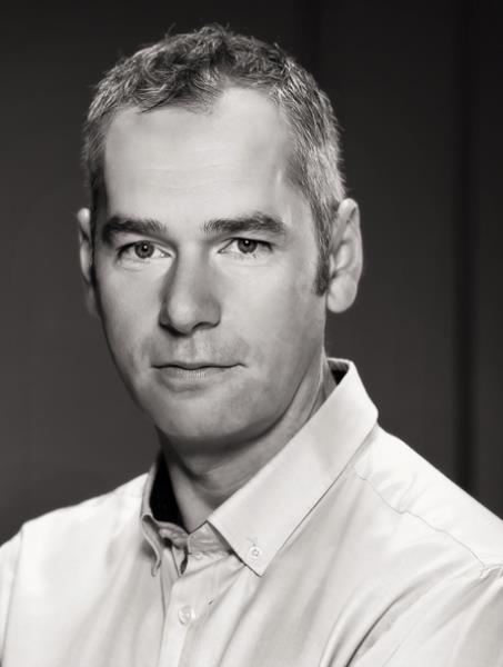 Dr. Stu Redshaw,  CTO,  EkkoSense