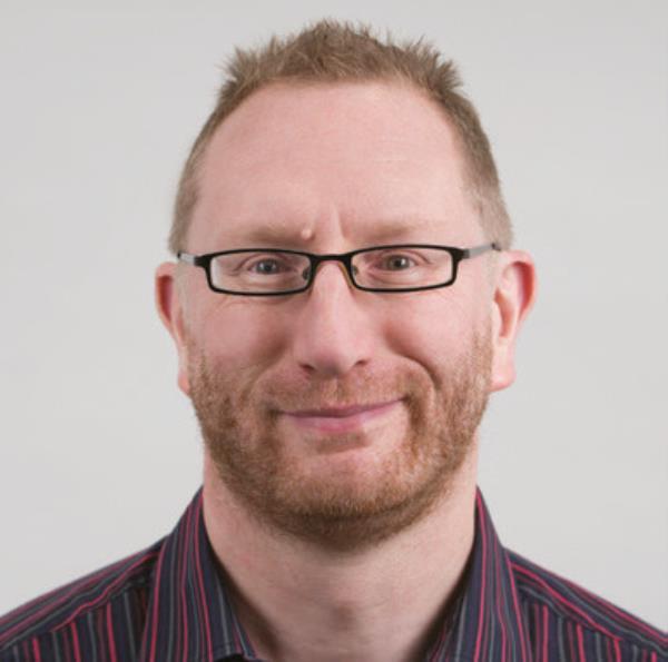 Martin Hodgson, country manager, UK & Ireland, at Paessler