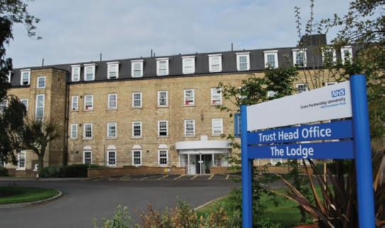 Humber NHS foundation trust head office