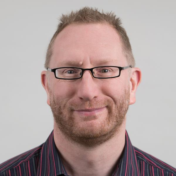 Martin Hodgson, head of UK and Ireland, Paessler