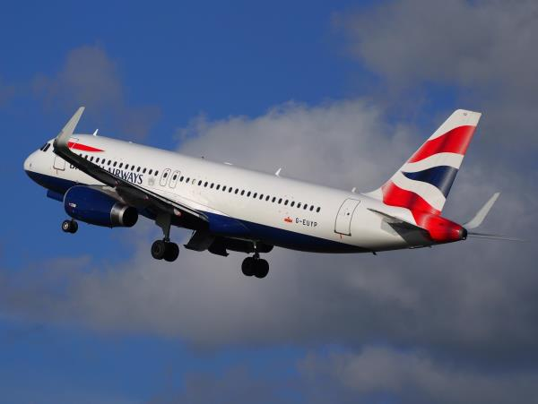 BA hit with record fine
