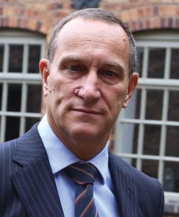 Mike Elms, managing director, Centiel UK