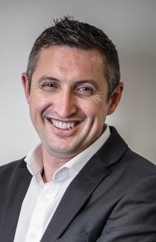 Marc Garner, vice president Secure Power UKI, Schneider Electric