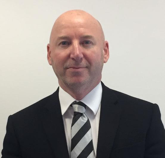 James Bristow, SVP EMEA, Cradlepoint