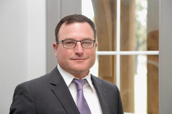 Casey Zandbergen, head of global strategy, ITRS Group