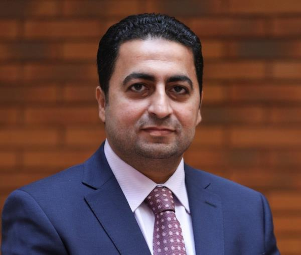 Ehab Kanary, vice president enterprise EMEA at CommScope