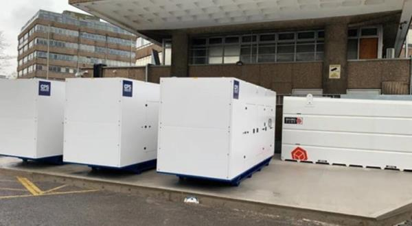 Teledata has invested £450,000 into improved resilience at its Wythenshawe site with the installation of three brand new diesel power generators