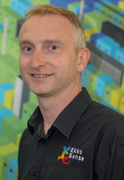 Paul Milburn, chief product officer, EkkoSense