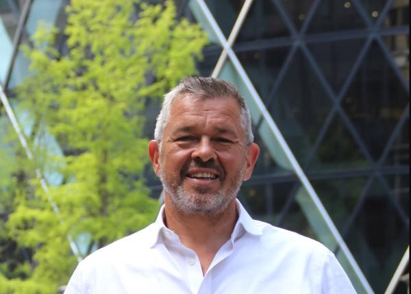 Matt Parker, CEO of Babble