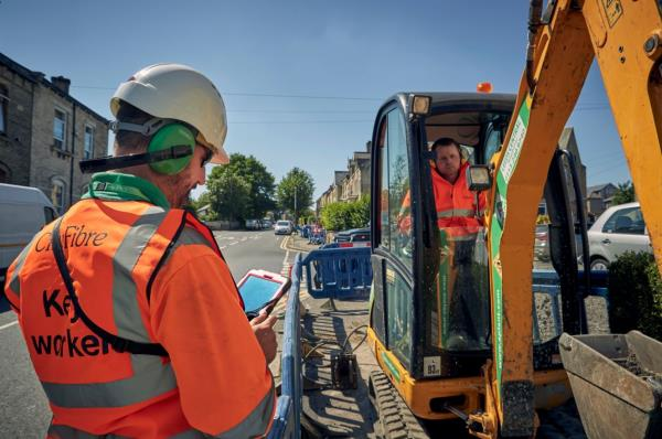 CityFibre gets to work on Blackpool