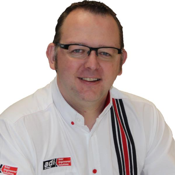 Ian Millington, managing director, adi Automation