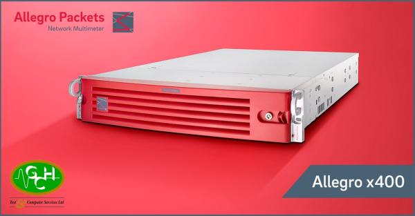 The Allegro Network Multimeter x400 Series