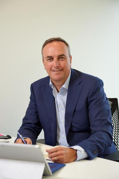 Scott Dodds, CEO, Ultima
