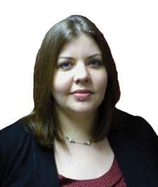 Gemma Moore, director and founder of Cyberis