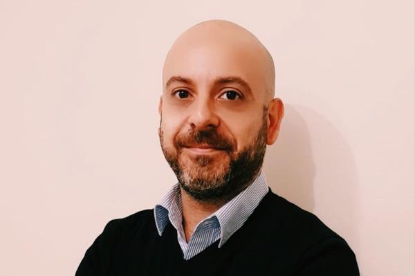 Ezat Dayeh, senior systems engineering manager, western Europe at Cohesity