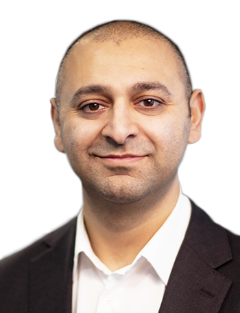 Ashish Surti, executive vice president, technology & security, Colt Technology Services